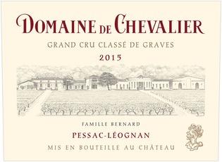 Wine Domaine de Chevalier Rouge 1988
