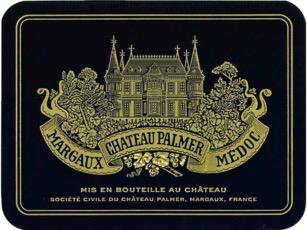 Wine Chateau Palmer 2012