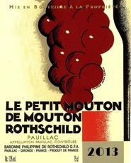 Wine Le Petit Mouton De Mouton Rothschild 2009