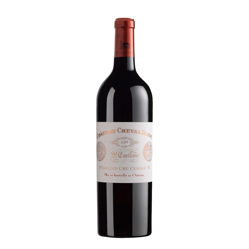 Wine Chateau Cheval Blanc 2009