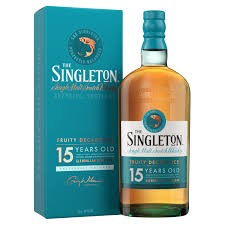 Spirits The Singleton of Glendullan Scotch Single Malt 15 Year