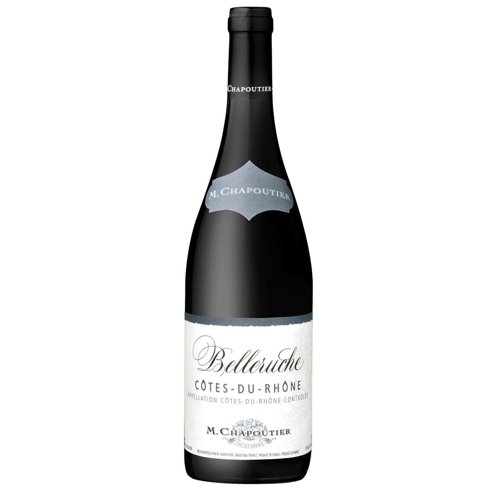 Wine Chapoutier Cotes du Rhone Belleruche 2019