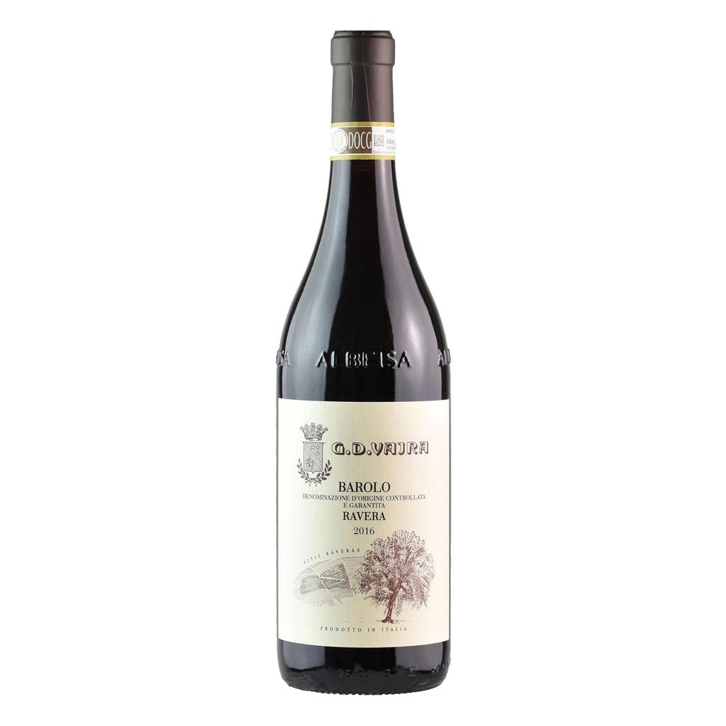 Wine Vajra Barolo Ravera 2016