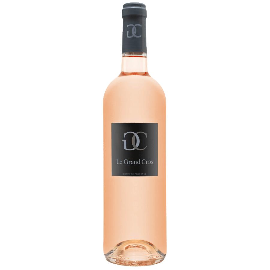 Wine Le Grand Cros Cotes de Provence Rose