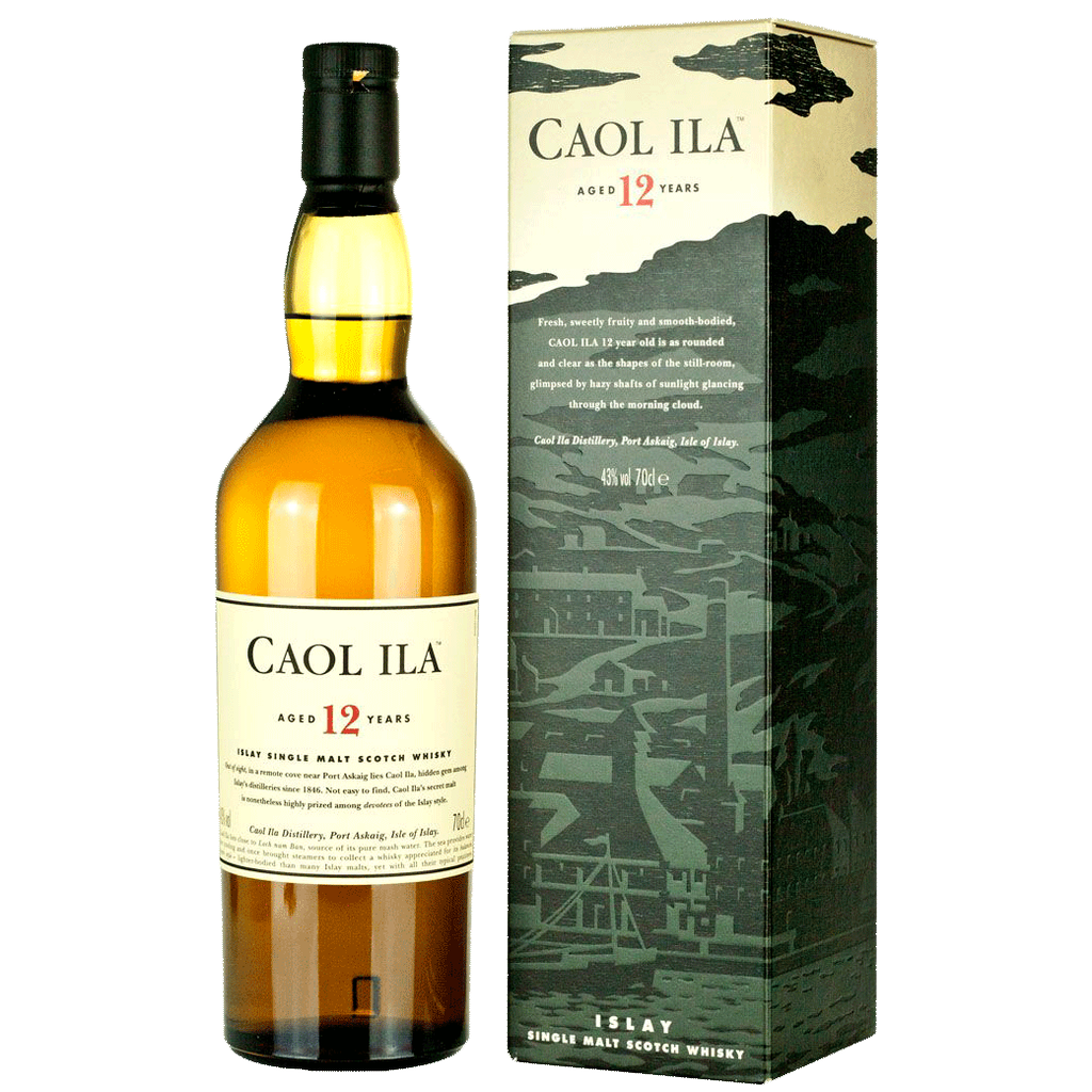 Spirits Caol Ila 12 Year Islay Scotch