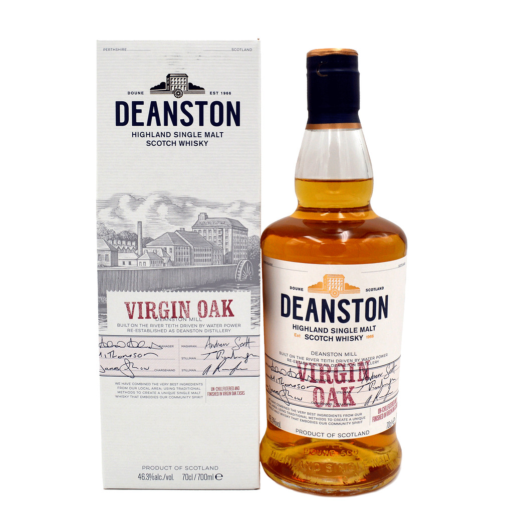 Spirits Deanston Virgin Oaks Scotch