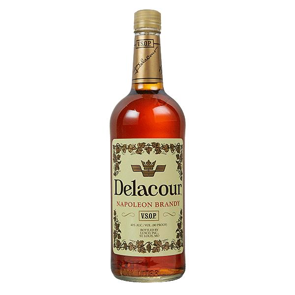 Spirits Delacour Brandy Napoleon VSOP 1L