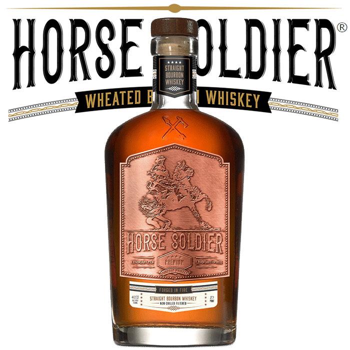 Spirits Horse Soldier Premium Straight Small Batch Bourbon