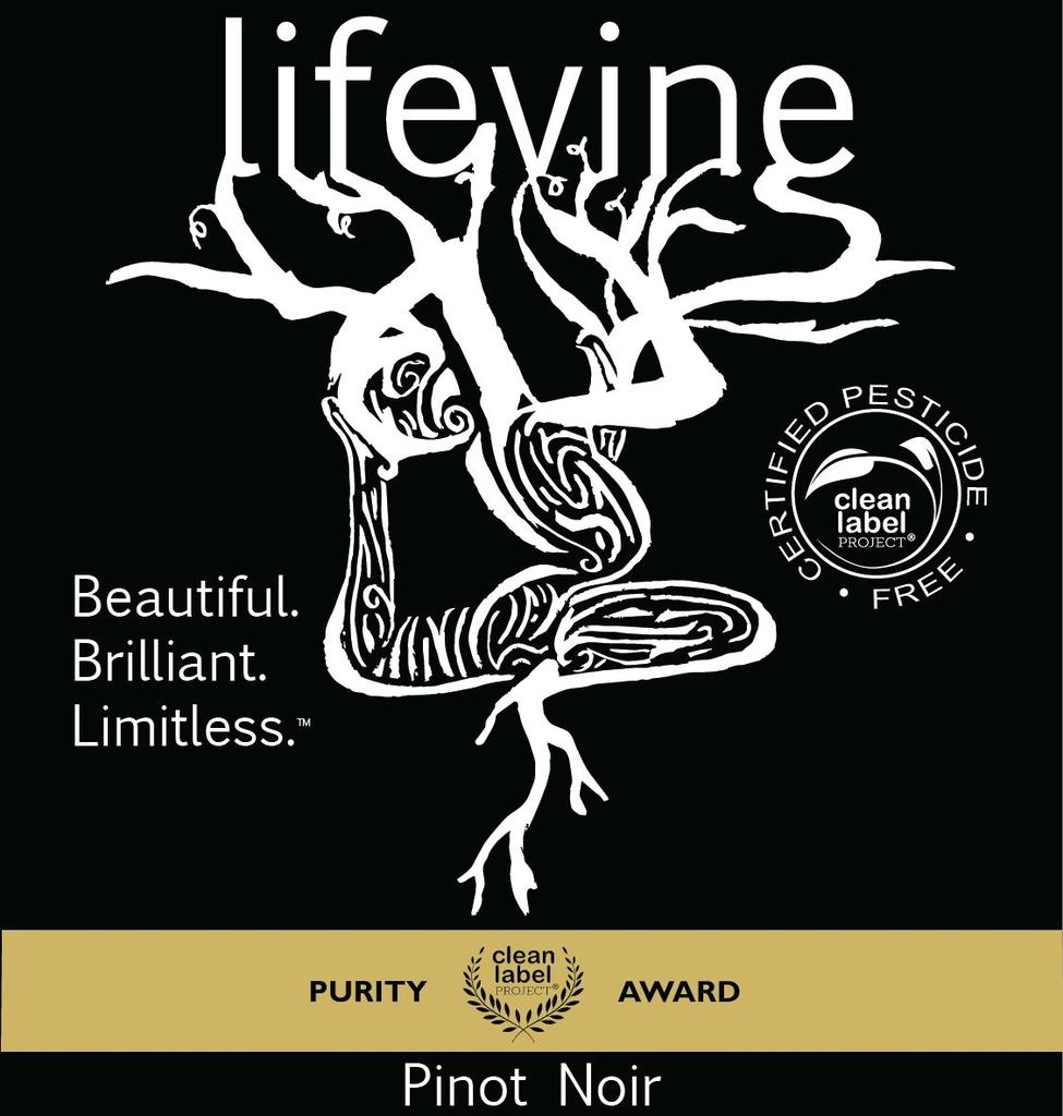 Wine Lifevine Pinot Noir Willamette Valley