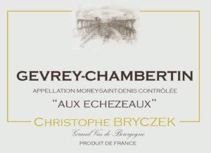 Wine Christophe Bryczek Gevrey Chambertin Aux Echezeaux 2016
