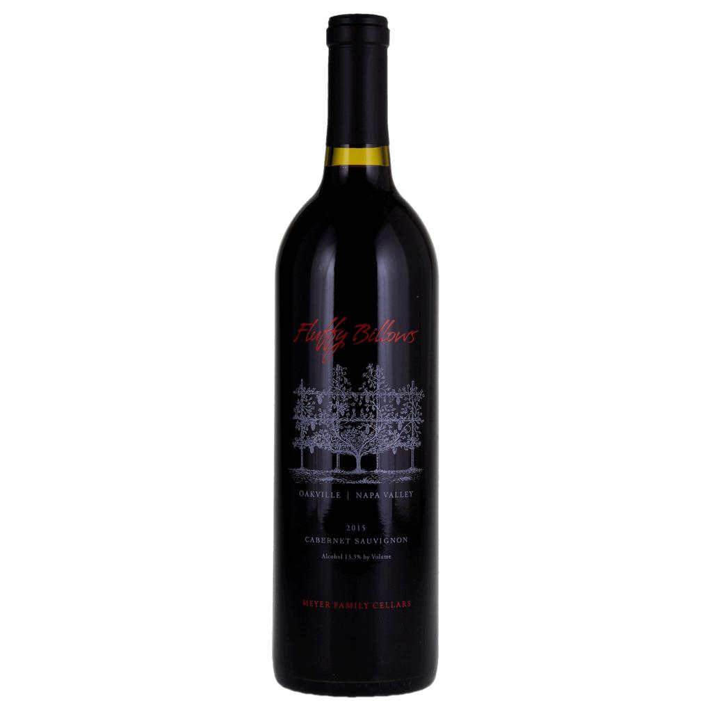 Wine Meyer Family Cellars Fluffy Billows Cabernet Sauvignon Napa Valley Oakville 2015