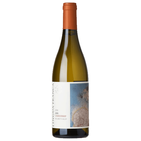 Wine Lingua Franca Chardonnay Avni Willamette Valley 2018