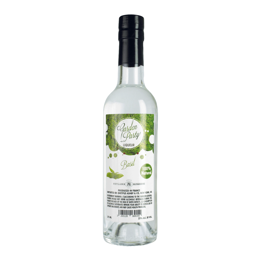 Spirits Massenez Garden Party Liqueur Basil 375ml