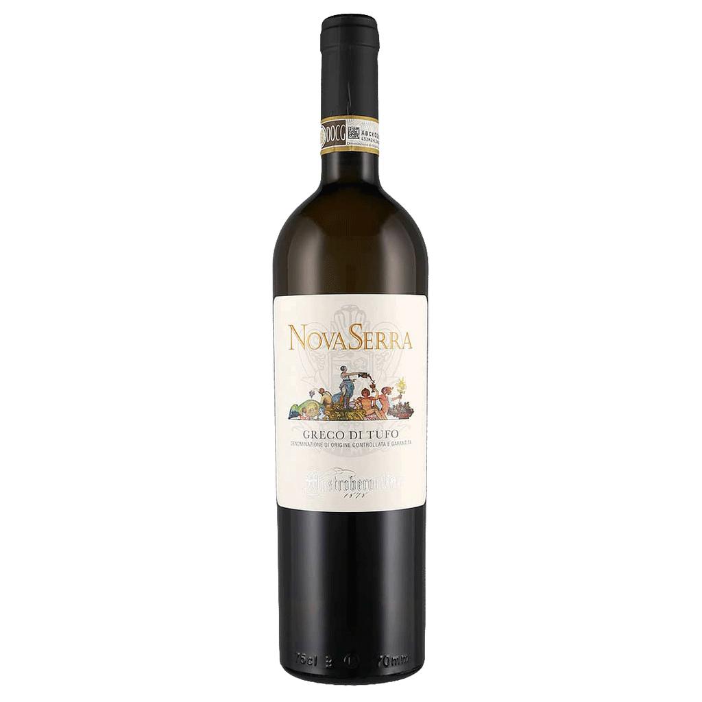Wine Mastroberardino Nova Serra Greco di Tufo DOCG 2017