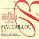 Wine Chateau Maucaillou Le B Par Bordeaux Superiieur 2016