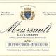 Wine Bitouzet Prieur Meursault Les Corbins 2017