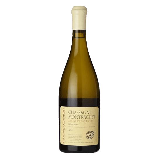 """Wine Pierre-Yves Colin-Morey Chassagne Montrachet Abbaye de Morgeot Premier Cru """"Clement & Emma"""" 2018"""