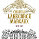 Wine Ch. Labegorce 2012