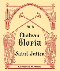 Wine Chateau Gloria Saint Juiien 2018