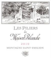 Wine Les Piliers de Maison Blanche 2016