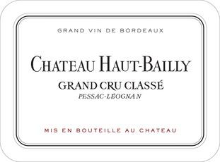 Wine Ch Haut-Bailly, Grand Cru Classe Pessac-Leognan 2004