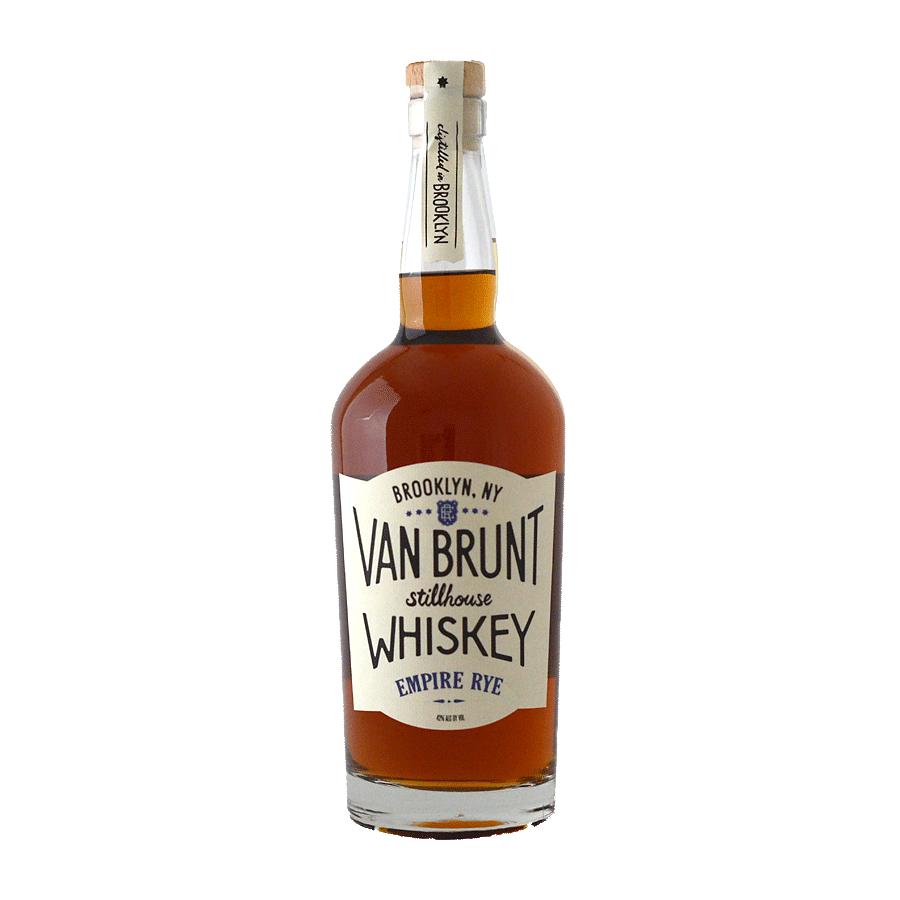 Spirits Van Brunt Stillhouse Empire Rye Whiskey 375ml