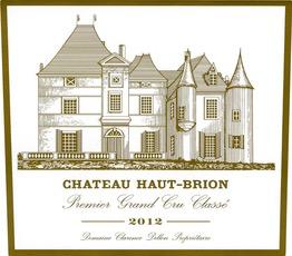 Wine Chateau Haut-Brion 2012