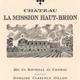 Wine Chateau La Mission Haut-Brion 2011