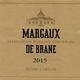 Wine Ch Margaux de Brane 2016