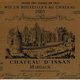 Wine Ch d'Issan Margaux 2001
