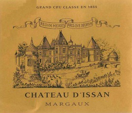 Wine Ch d'Issan Margaux 1996