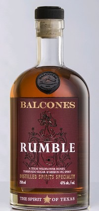Spirits Balcones Spirit Rumble