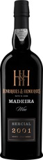 Wine Henriques and Henriques, 2001 Vintage Sercial Single Harvest Madeira