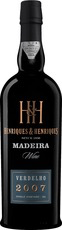 Wine Henriques and Henriques, 2007 Verdelho QG Single Vineyard Madeira Wine