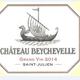 Wine Ch Beychevelle 1988