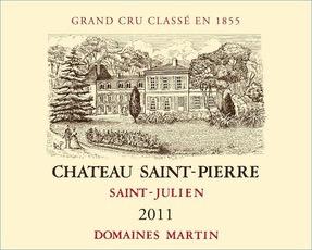 Wine Ch Saint-Pierre 2004