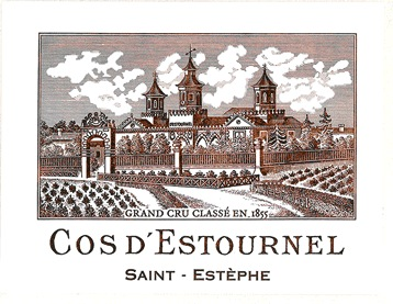 Wine Ch Cos d'Estournel 1996