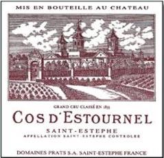 Wine Ch Cod d'Estournel 1988