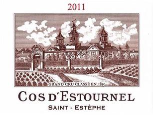 Wine Ch Cos d'Estournel 2011