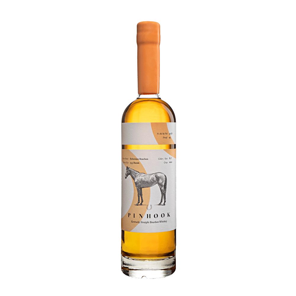 Spirits Pinhook Bohemian Straight Bourbon Whiskey
