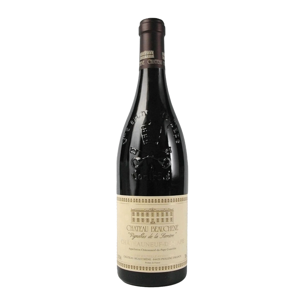 Wine Chateau Beauchene Chateauneuf du Pape Vignobles de la Serriere 2017