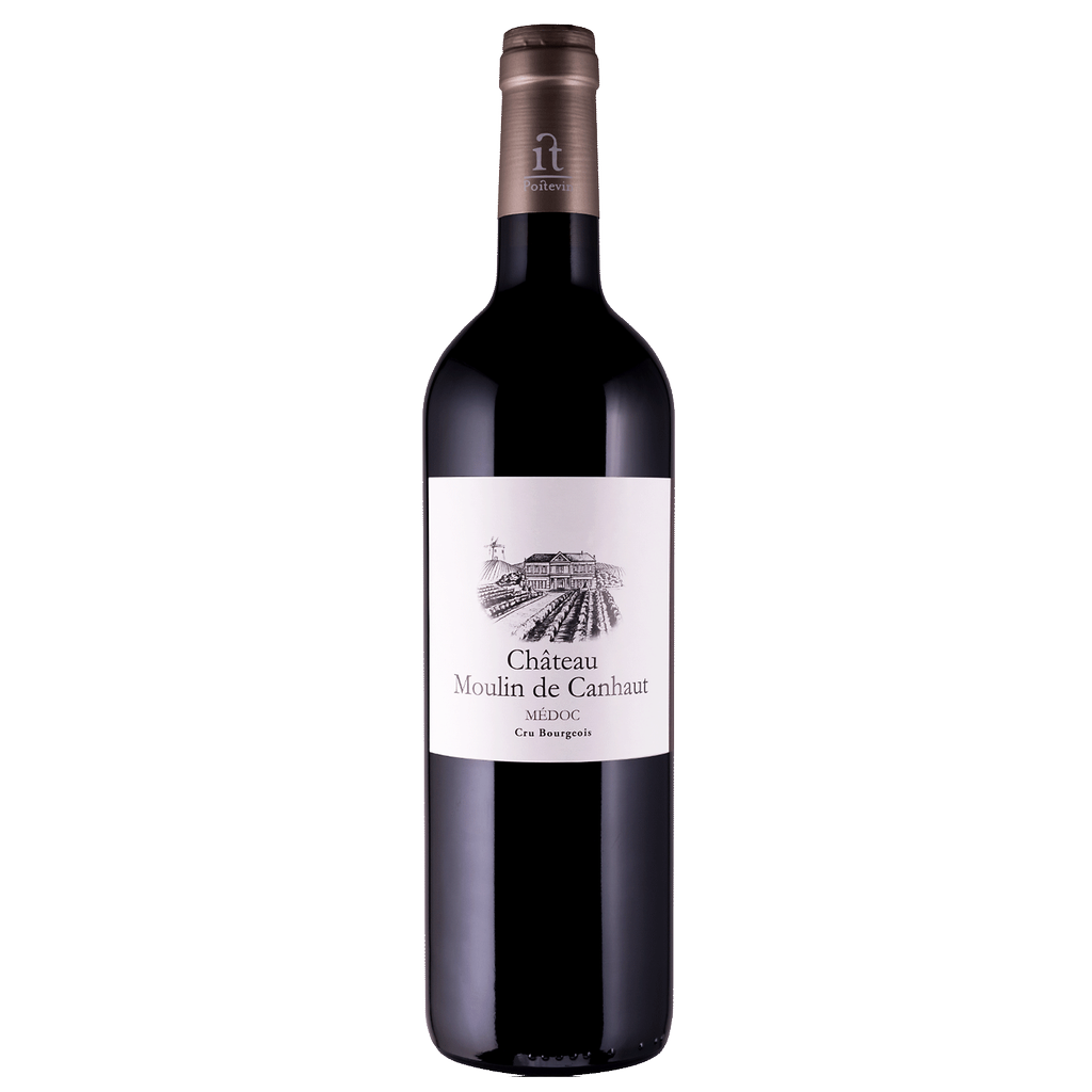 Wine Ch Moulin de Canhaut 2014