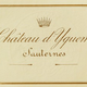 Wine Chateau d'Yquem 2005