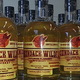 Spirits Lake George Distilling Adirondack Wildfire Cinnamon Whiskey 375ml