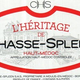 Wine L'Heritage de Chasse Spleen 2018