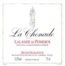 Wine Ch La Chenade 2018
