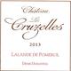 Wine Ch Les Cruzelles 2018