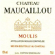 Wine Ch Maucaillou 2018
