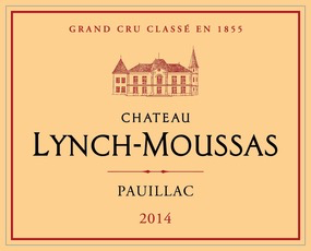 Wine Ch Lynch Moussas 2018
