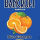 Spirits Bancroft Cordials Blue Curacao Liqueur 1L